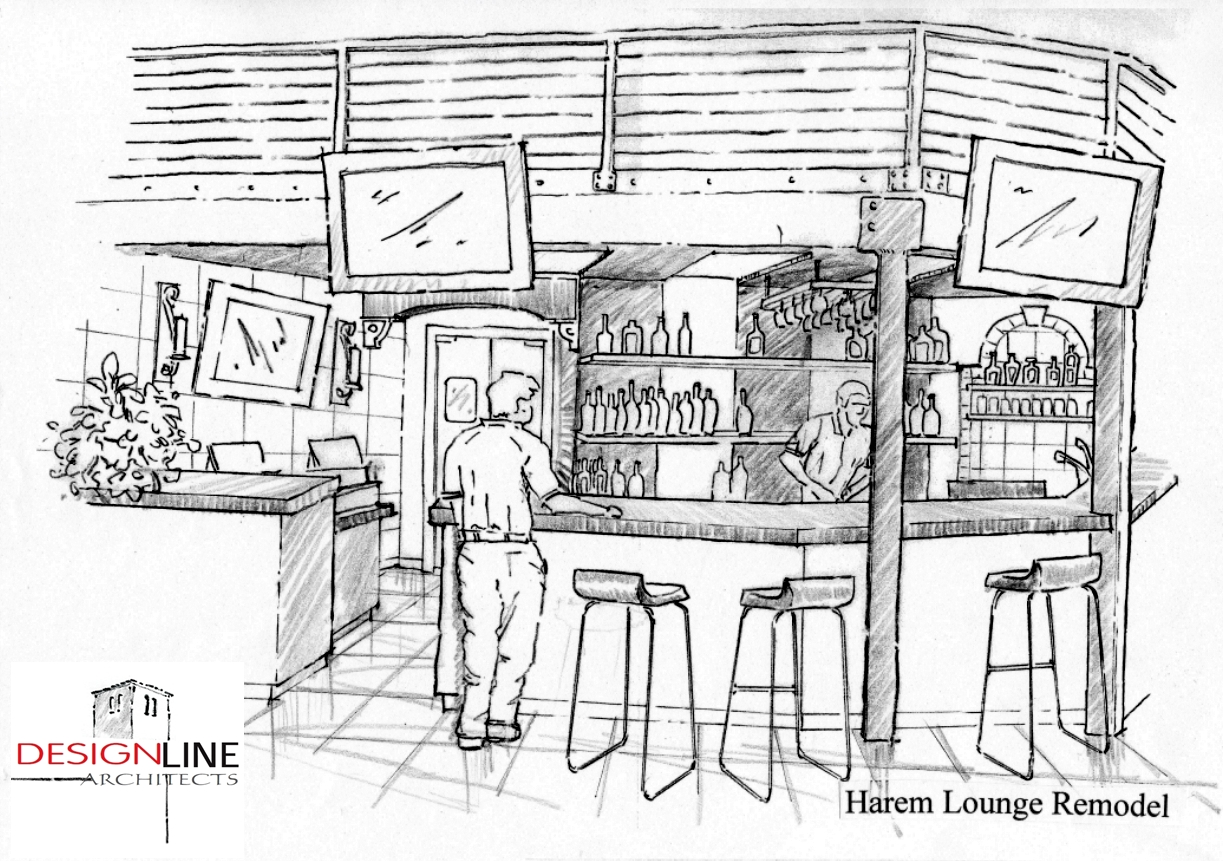 Coffee Bar Remodel Call A Commercial Architect